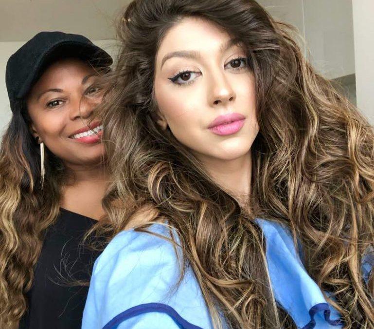 Dee Black & Tara